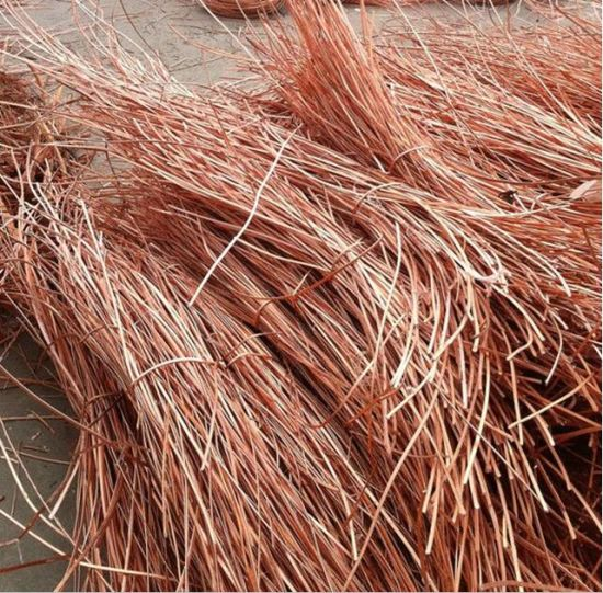 Hot Selling Copper Wire Scrap 99.9% with Cheap Price