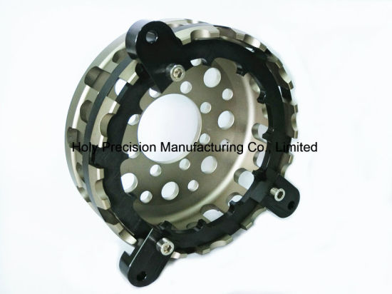 Aluminum 6061 CNC Machining Auto Part pictures & photos