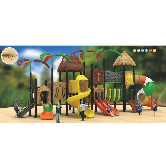 Home Backyard Playground Tunnel Plastic