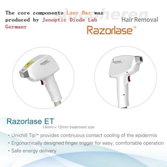 Permanent 808nm Diode Laser / Diode Laser Hair Removal /Hair Removal Diode Laser 808nm pictures & photos