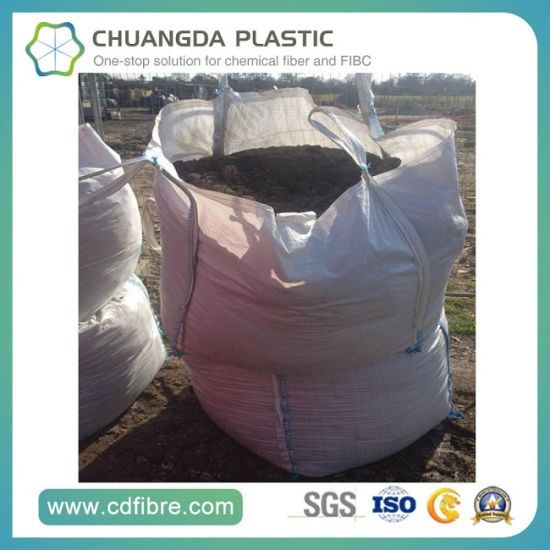 Open Top Big Container Jumbo Bulk Sand Bag pictures & photos