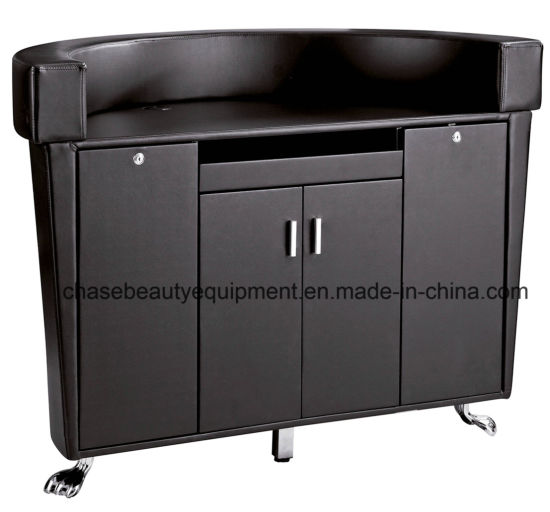 Wholesale Reception Furniture Checkout Counter Reception Desk pictures & photos