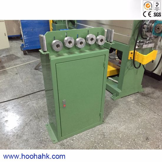 Data Telecommunication Cable Physical Foaming Extrusion Machine pictures & photos