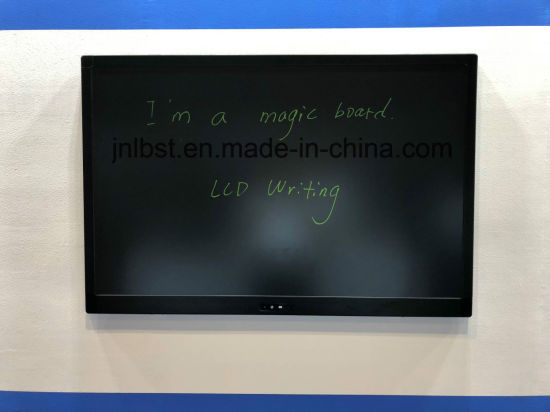 66 Inch Anti-Scratches Rewritable LCD Writing Board