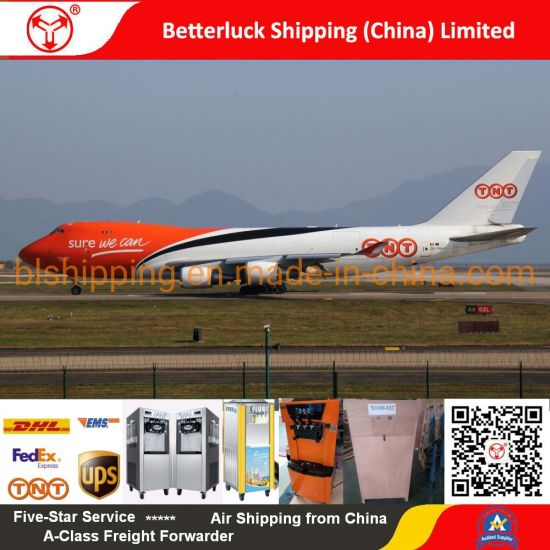 Cargo Express Courier services to Ukraine from China/Guangzhou/Shenzhen/HongKong TNT agent pictures & photos