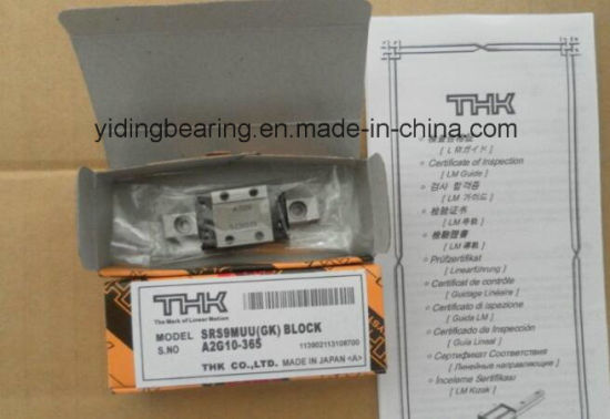 Japan THK Linear Guide Way Hsr20r Hsr20A Hsr20RM Block Bearing pictures & photos