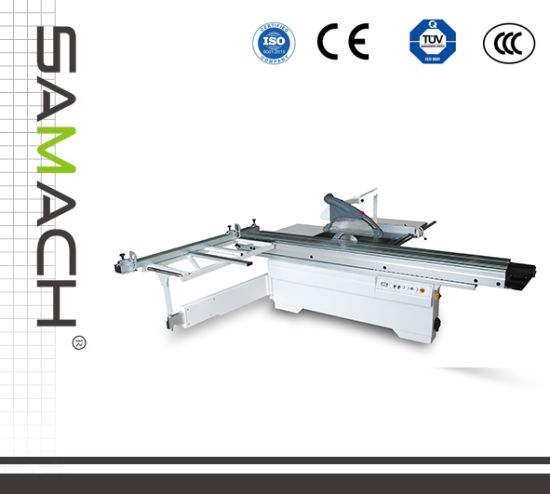 Rtj45c Good Quality Woodworking Machinery Table Sliding Panel Saw