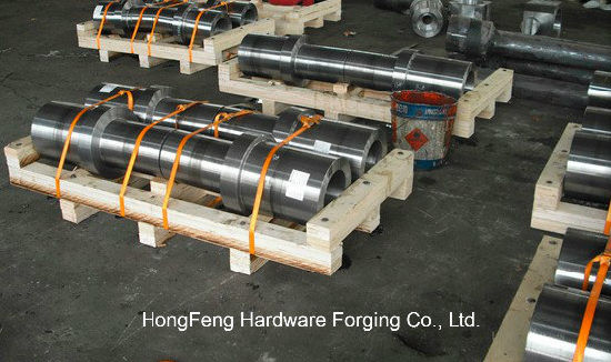 Steel Forging Blank Forged Shaft 42CrMo pictures & photos