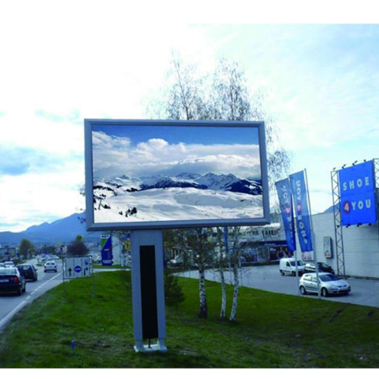 Full Color SMD Outdoor LED Screen pictures & photos