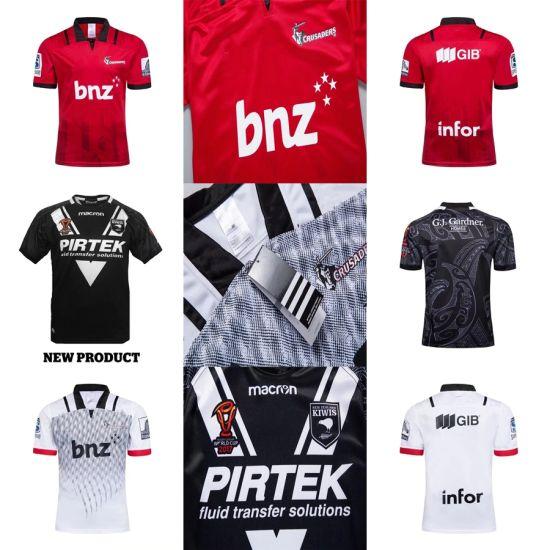 cb849cddff9 China Cheap New Zealand Kiwis 2017 World Cup Crusaders Rugby Jerseys ...