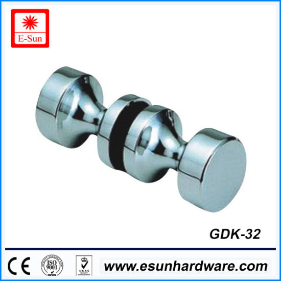 Hot Designs Glass Sliding Door Knob (GDK-32) pictures & photos
