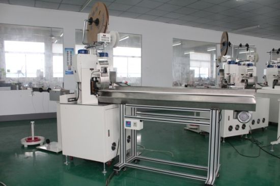 Bw-2.0 Full Automatic Double Ends Terminal Crimping Machine pictures & photos