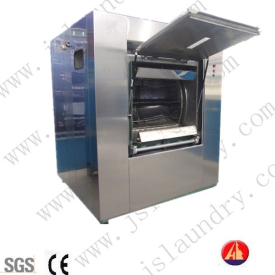 Commercial Isolated Barrier Washer Extractor /Hospital Washing Extractor 100kgs 50kgs 30kgs