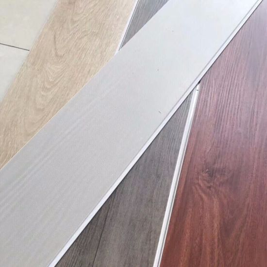 Wood Plastic PVC Flooring Made in China pictures & photos