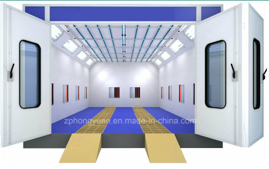 Auto Painting Equipment with Paint Booth and Spray Booth