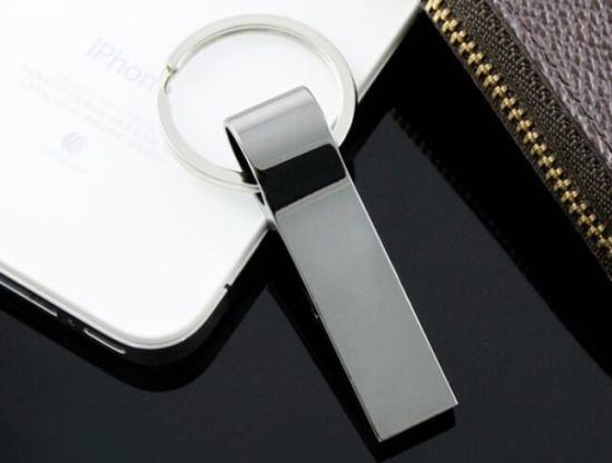 USB 2.0 Metal Keychain Pen Drive 4GB 8GB 16GB pictures & photos