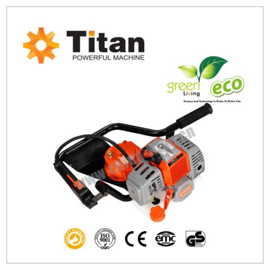 52cc Gasoline Earth Auger with Adjustable Drills