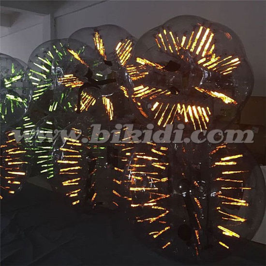 Giant TPU Inflatable Glowing Body Bumper Ball for Adults D5025 pictures & photos