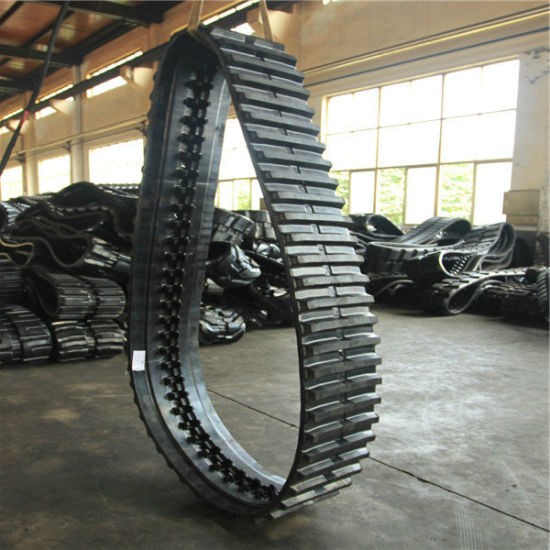 Puyi OEM Dumper Rubber Tracks 320*90*56 for Yanmar C30r pictures & photos