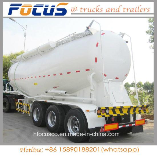 50 Tons Cement Bulk Carrier Cement Tanker Powder Tanker Sale Pakistan