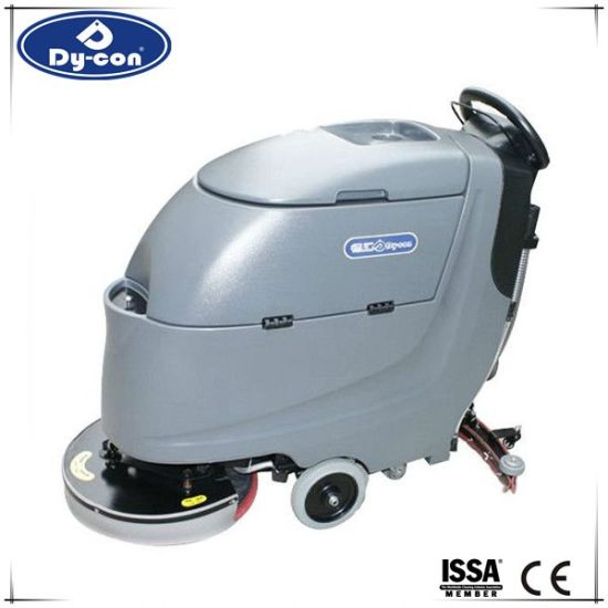 China Automatic Handheld Floor Cleaning Machine for Tile - China ...