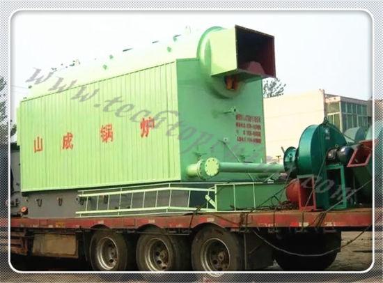 China Coal Fired Steam Boiler, High Pressure Boiler, Horizontal ...
