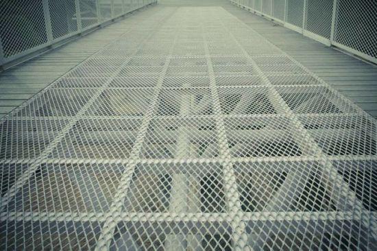 Tec-Sieve Expanded Metal Floor Mesh
