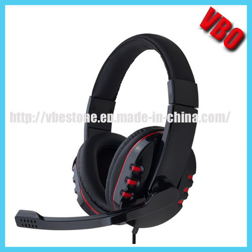 High Performance Wired Computer Headphone (VB-9120M) pictures & photos