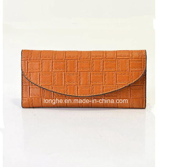 Wholesale European Vintage Women PU Leather Ladies Purses (ZX10145)