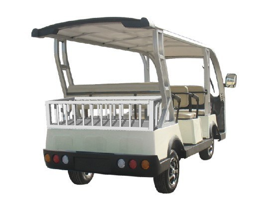 Battery Operated 11 Seater Sightseeing Car pictures & photos