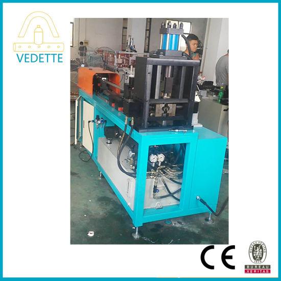 China Made Hydraulic Automatic Steel Pipe Punching Machine