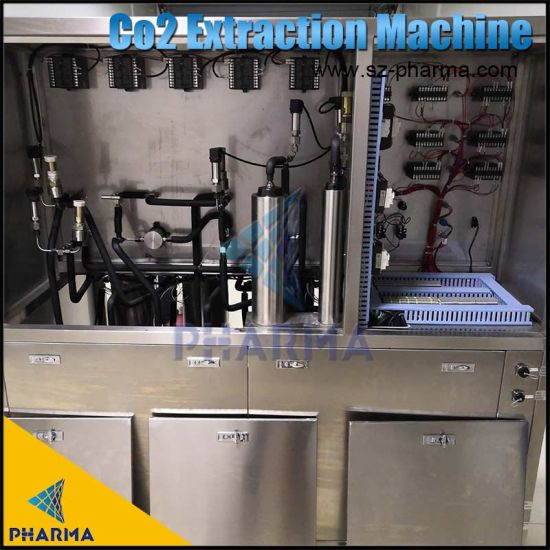 Excellent! Supercritical CO2 Fluid Extraction Machine for Herb Oil Extractor