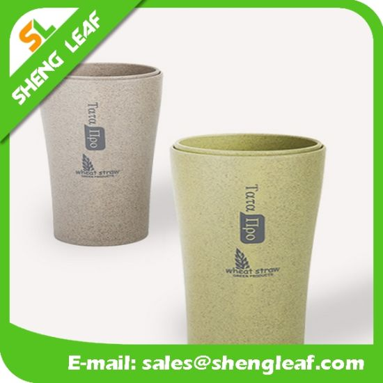 High Quality Plastic Cup Promotional Gift PP Mug (SLF-PM009)