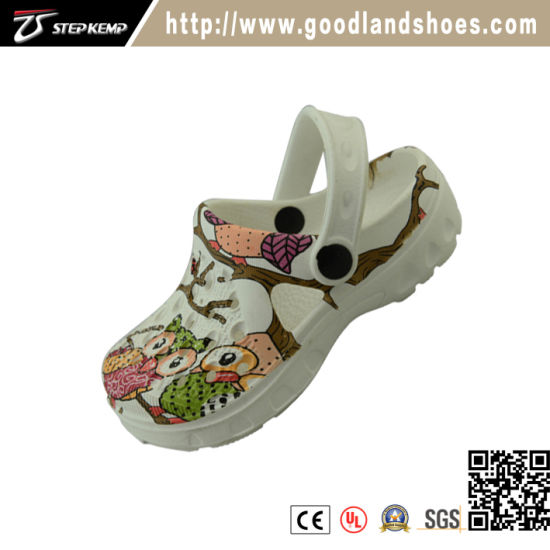 29776bcc7616c5 China Casual Kids Garden Clog Painting Shoes for Children 20288c-2 ...