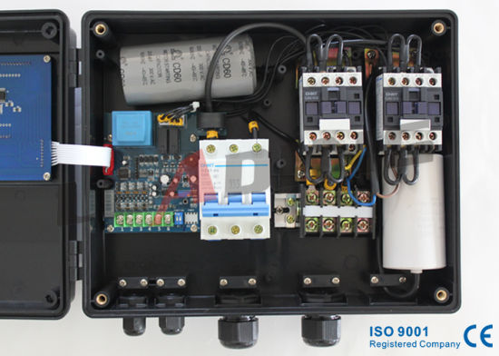 Single Phase Pump Controller (L521) Which Can  Push Button Calibration pictures & photos
