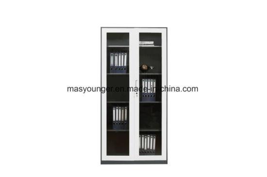 China Metal Office Furniture Low Almari Steel Box File Cabinet