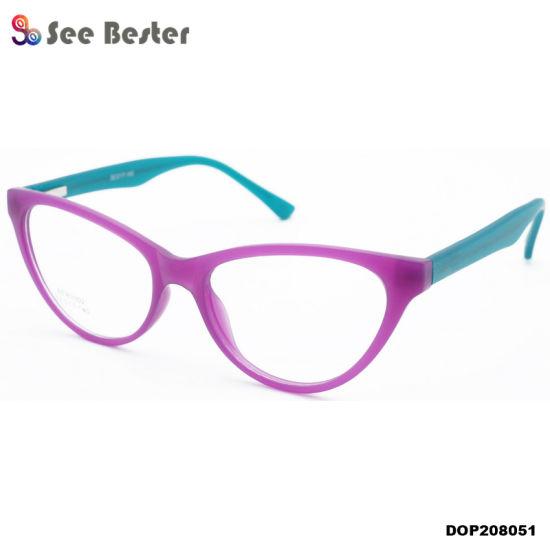 fd18f2938fea Fashion Cat Eye Plastic Glasses Frame Cp Injection Optical Eyeglasses  Frames Glasses Frames