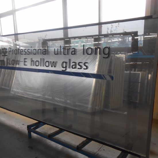 High Security 15mm Ultra Large Dgu Insulated Building Glass