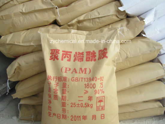 Efficient Flocculant Polyacrylamide, PAM for Water Treatment pictures & photos