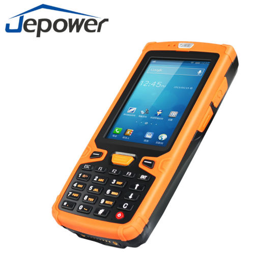 PDA Terminal Android System Rugged Bluetooth Hand Wireless USB Barcode Scanner pictures & photos