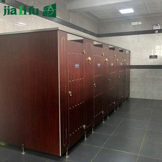 Jialifu Waterproof Colourful Restroom Cubicle pictures & photos