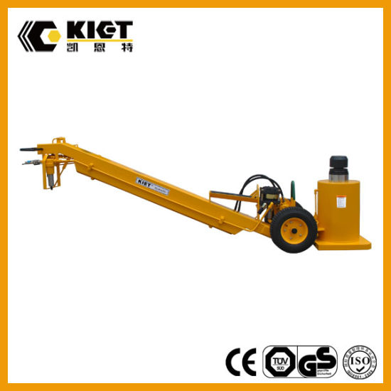 Kiet Brand High Quality Mobile Hydraulic Lifting Jack pictures & photos
