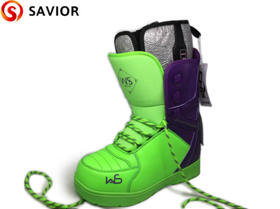 Muti-color Waterproof Heated Snow Boots for Winter, Outdor Sports