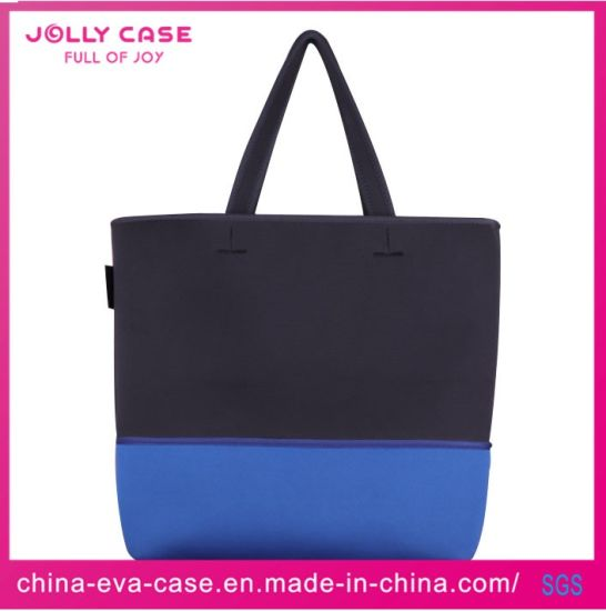 92ddc17dab75 China Best New Fashion Multipurpose Neoprene Tote Beach Bag Gym Bag for  Ladies