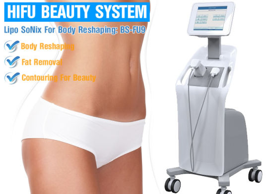 China Hifu Liposonix Fat Reduction Hifu Beauty Machine for