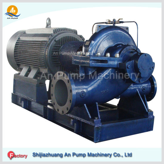 High Efficiency Electric Centrifugal Water Pump pictures & photos