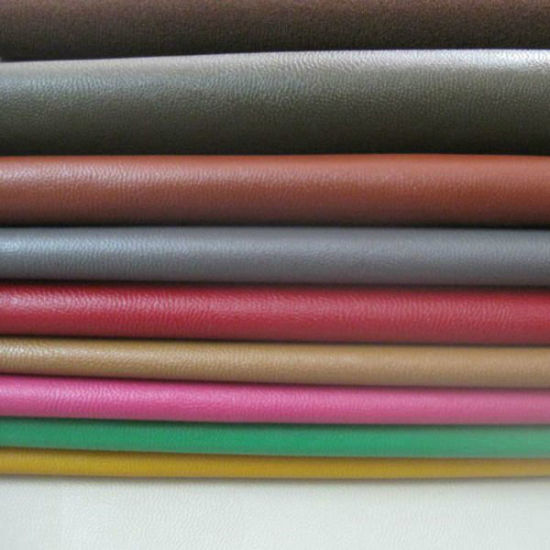 Different Colors Finished Leather for Bags L012# pictures & photos