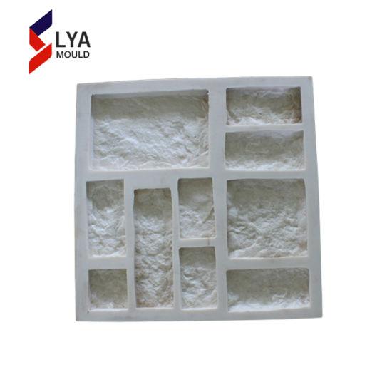 Plastic old world believe plaque mold plaster concrete mould elegant!