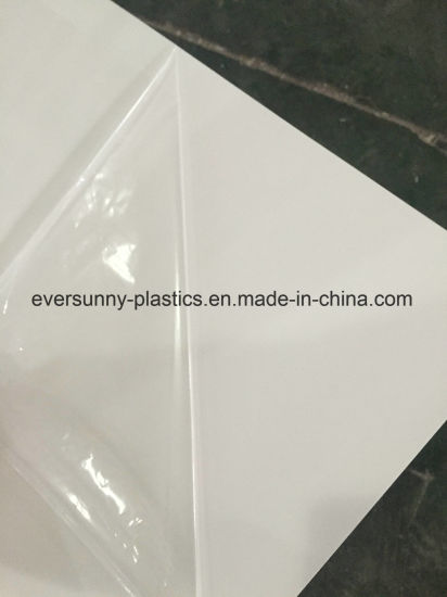 White Color Sintra PVC Foam Board PVC Sheet for Advertising Printing pictures & photos