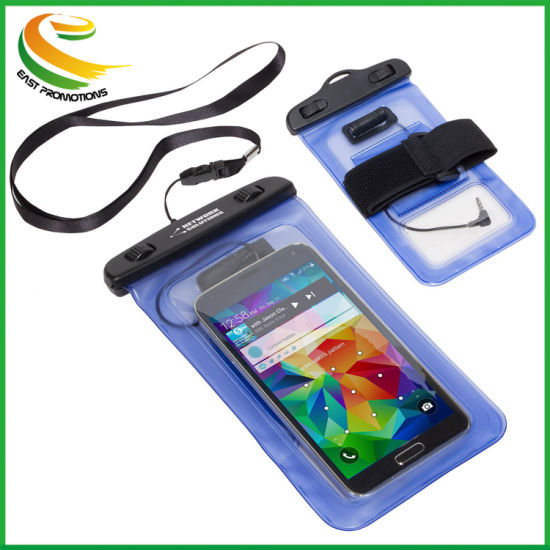 Swimming Waterproof Underwater Pouch Bag Pack Dry Case for Phone pictures & photos